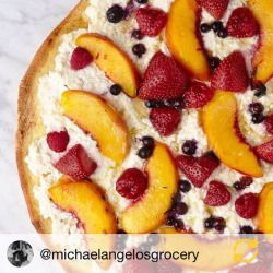 Brooke Wedlock Photography #breakfast #pizza #lemonzest #ricotta #peaches #strawberries #raspberries #blueberries and #canesugar #DIY #food #foodie #foodblog #foodgram #foodprep #tofood #toronto #to_finest #torontofoodie #gastropost #instagood #carboholic #sharingourloveforfood #gusto #foodphotography