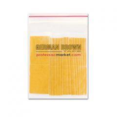 German Brown Sarı Protez Saç Bandı (Düz / 20 Adet)