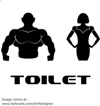 Bathroom Signs Joke 471 best toilet signs images on pinterest | toilet signs, toilets