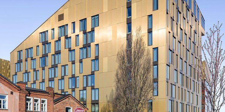 Archus är hjärnan bakom Uppsalas nya guldhotell – Archus
