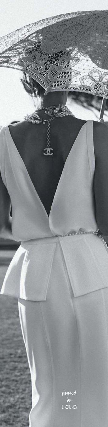 Isabel Lucus in Chanel Resort 2014 for Vogue Australia by Nicole Bentley