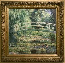Ponte Japonesa, like Monet, by Kátia Rê:.
