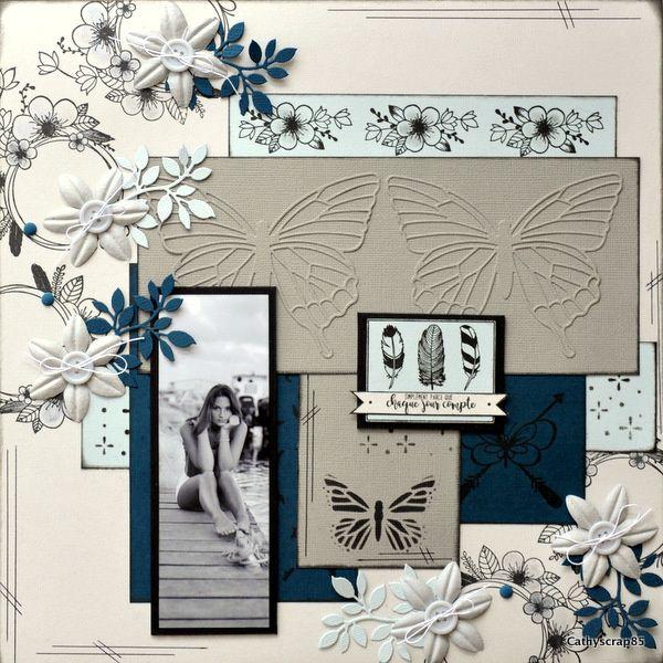 Nouveautés Florilèges Design : 4 pages