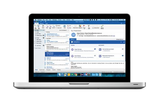 Announcing 5 New Ways to Increase Productivity with Salesforce App for Outlook