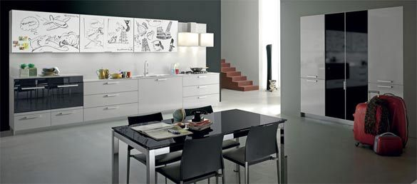 cucine moderne originali - Cerca con Google | casa | Pinterest ...