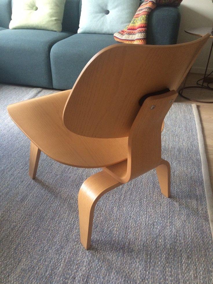 (8) FINN – Vitra LCW - Design by Eames