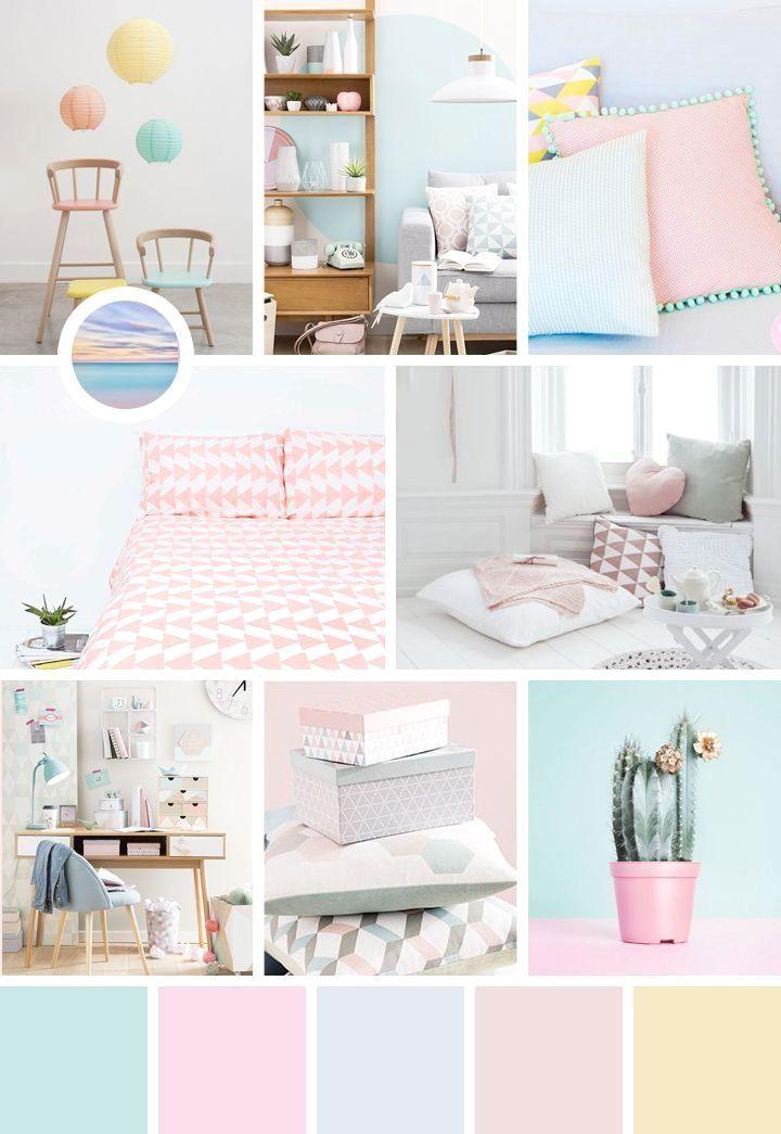 20++ Idee de couleur de chambre pour fille ideas in 2021