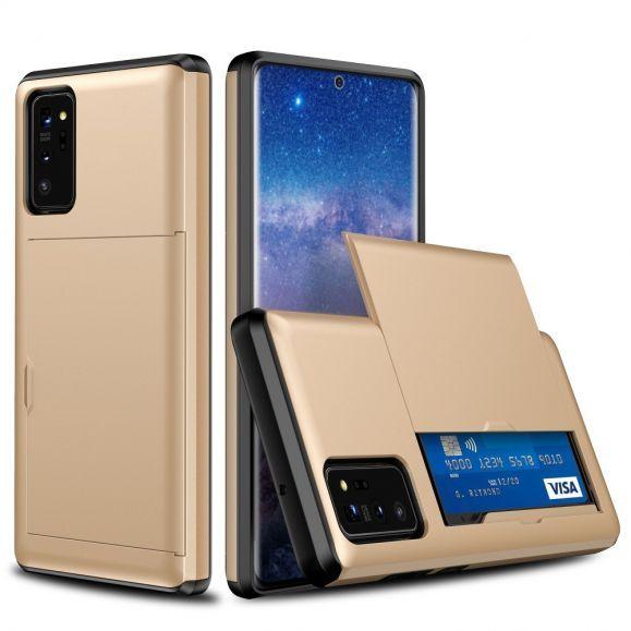 Coque Samsung Galaxy Note 20 Slide Porte Carte | Porte carte ...