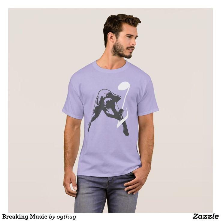Breaking Music T-Shirt