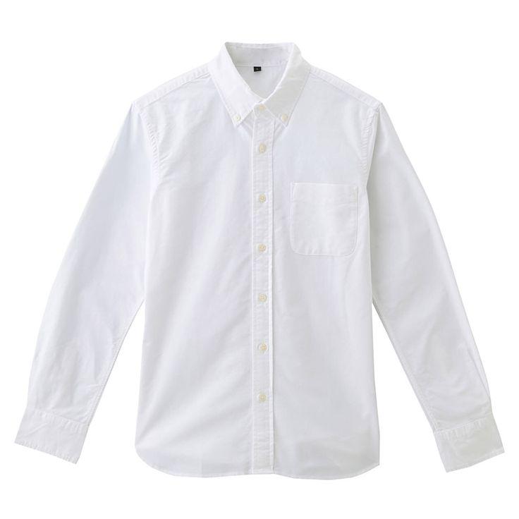 白シャツ/無印