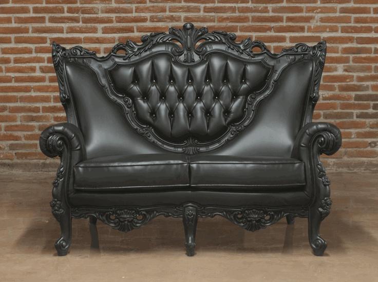 $1889.00 Funky Sofa PolArt 4603B Loveseat   My Style