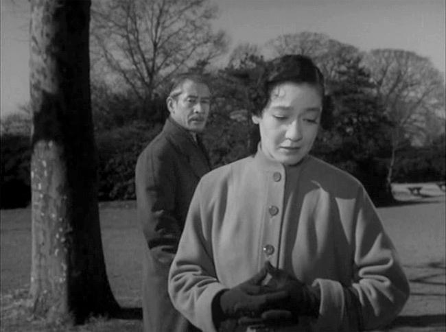 Sound of the Mountain - Mikio Naruse (1954)