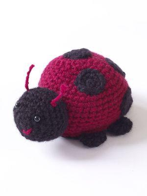208 best free stuffed animal crochetknit patterns images on free ravelry amigurumi lady bug pattern by lion brand yarn dt1010fo