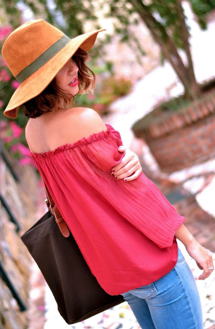 Camel Felter Floppy Hat by Just Coco