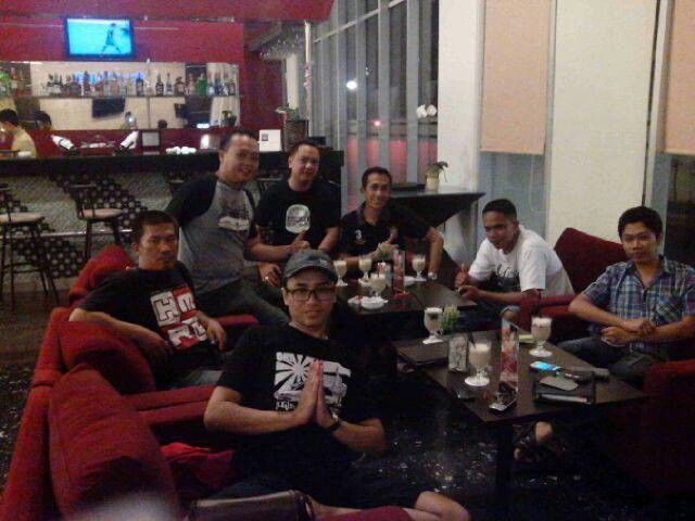 With Maestro Club Indonesia
