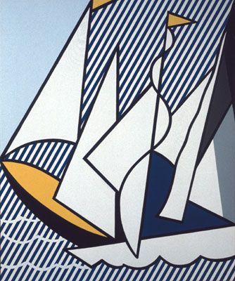 Single lichtenstein