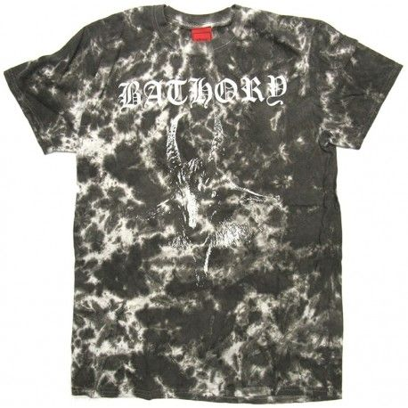 Bathory: Goat (tricou Tie-Dye)