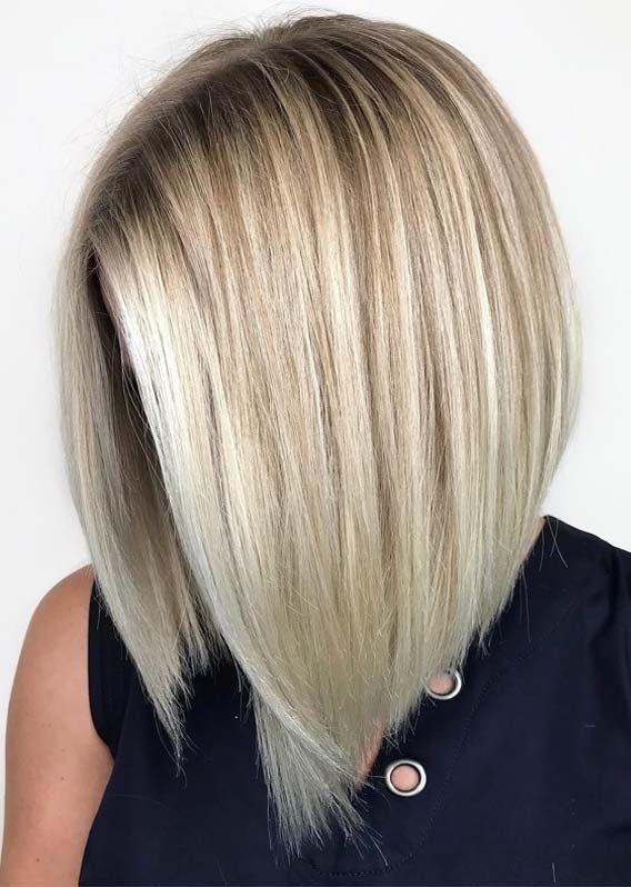 24+ Ladies long bob hairstyles info