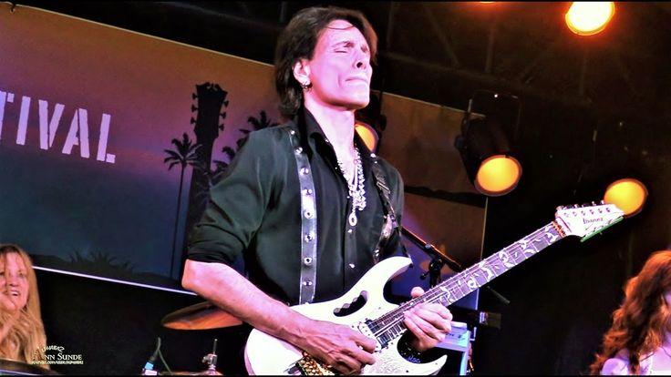 STEVE VAI and Zepparella play Led Zeppelin at Malibu Guitar Festival Hot...