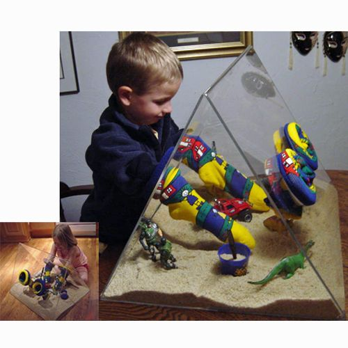Play Therapy Toys : Best sand trays images on pinterest tray