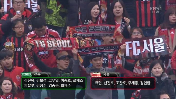 K League Classic March 12th 2016