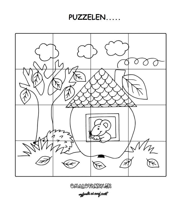 * Kleuren en Puzzelen....