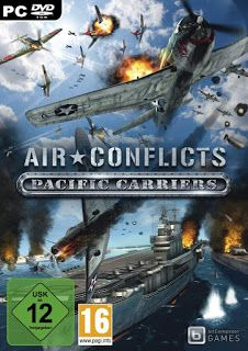 Download Free Air Conflict Pacific Carries Game-PC