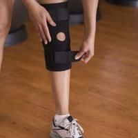 There are four main ligaments in the knee joint: lateral collateral ligament, anterior cruciate ligament, posterior cruciate ligament and medial collateral ligament. These ligaments give strength to the knee joint, and when torn, can take several weeks or months to heal. Your rehabilitation depends on the severity of your injury, so consult a...