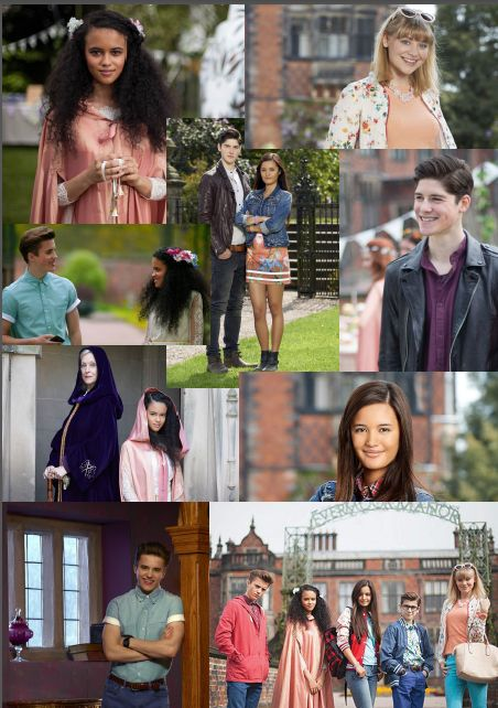 Evermoor - The new season is about to start very soon - I'm really excited to see all the characters back again :D