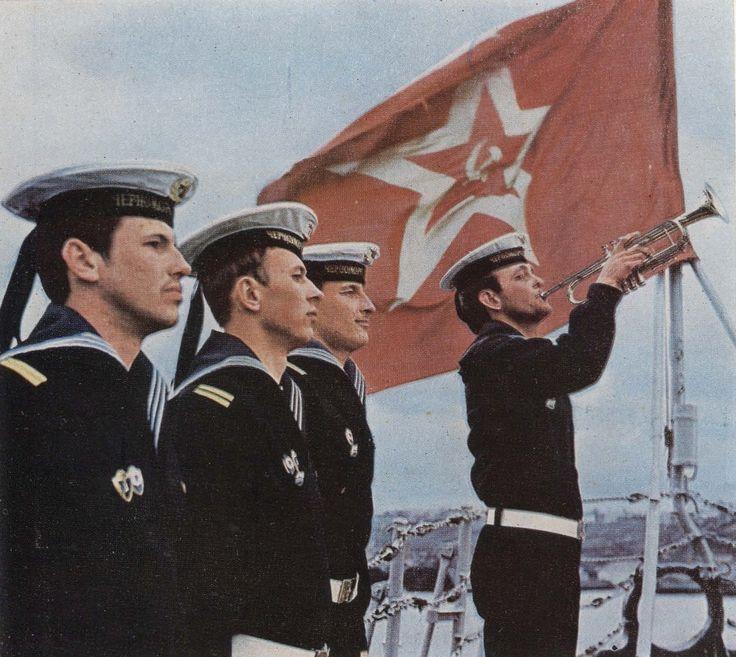 фото военных моряков ссср электра