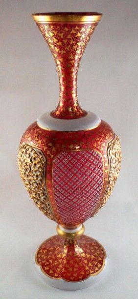 how to make glass antique