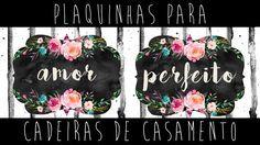 Plaquinhas para Cadeira de Casamento – Download   http://blogdamariafernanda.com/plaquinhas-para-cadeira-de-casamento-download