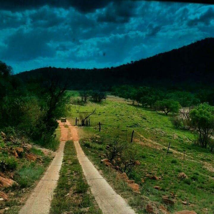 A farm near Magaliesburg, North West, South Africa