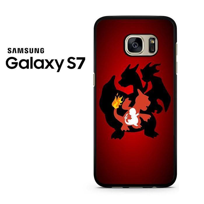 Charizard Evolution Samsung Galaxy S7 Case