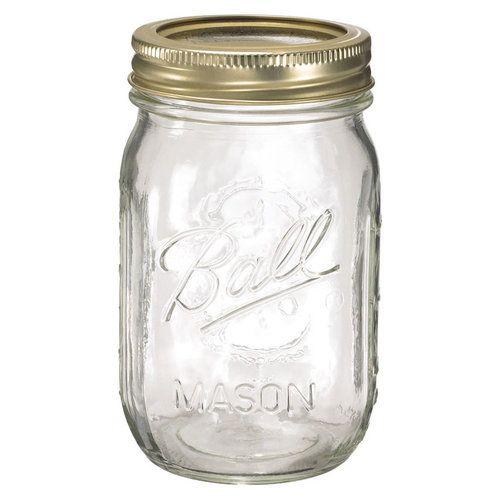 Mason Jars (Set of 12) - $8.99