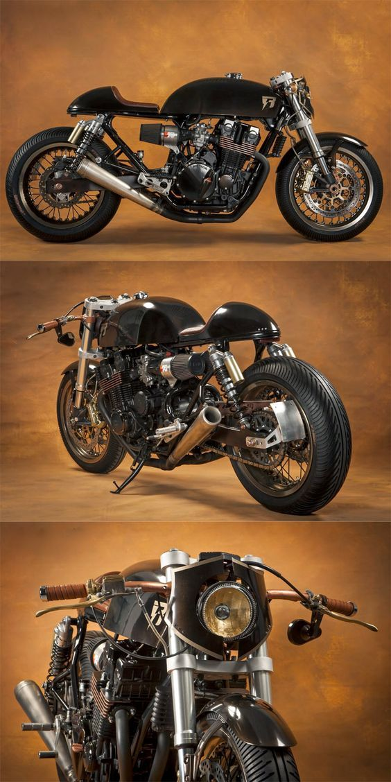 1992  Honda CB750 - Café racer  #RePin by AT Social Media Marketing - Pinterest Marketing Specialists ATSocialMedia.co.uk