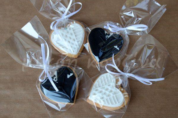 μικρή κουζίνα: Πώς να διακοσμήσετε ένα μπισκότο γάμου (νύφη) με r...