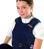 British Equestrian Trade Association - Body protection made easy