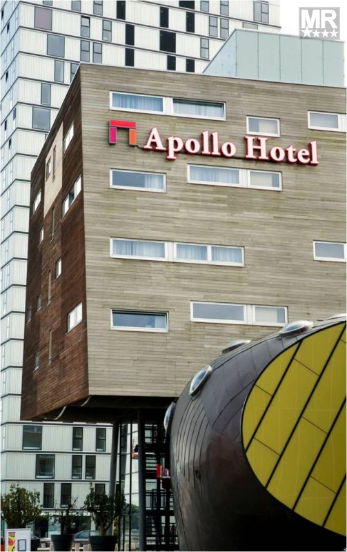 Stage gelopen bij Apollo Art Hotel Brugge