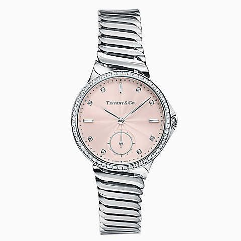 Shop Women's Swiss Luxury Watches | Tiffany & Co.