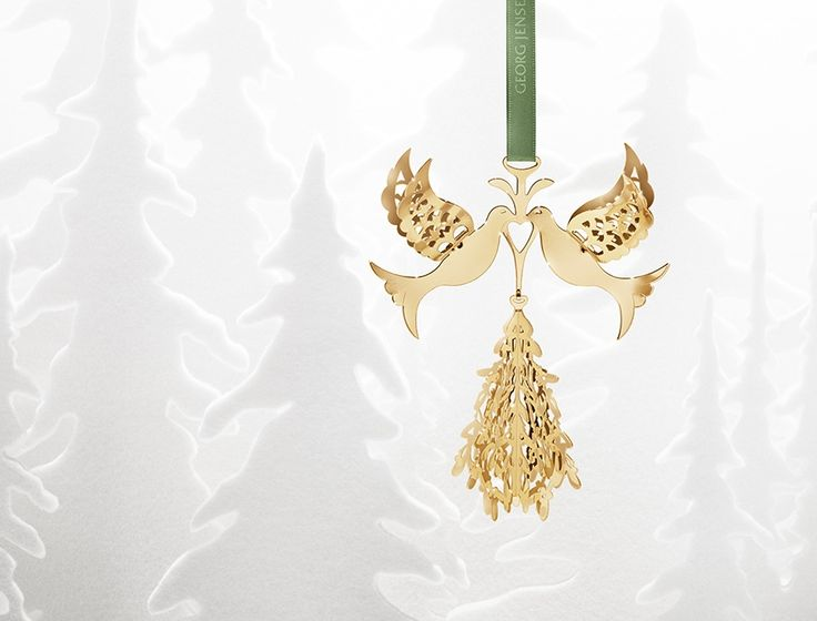 The 2014 Christmas mobile by Georg Jensen