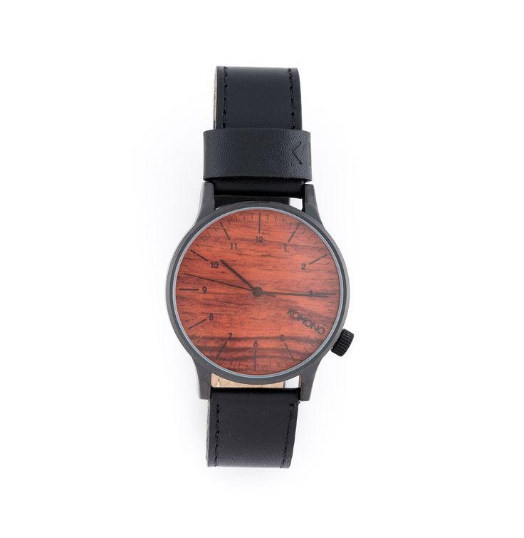 WayOutfitters eShop for men - Komono Winston watch: only $108