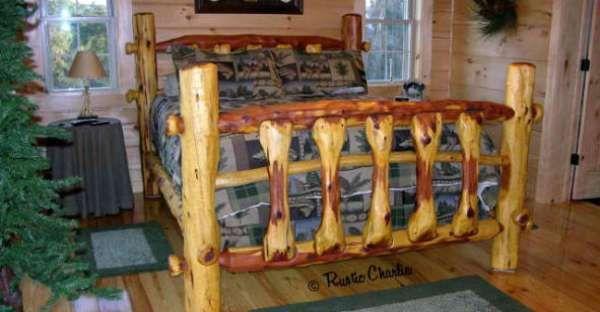 137 best Rustic Log Furniture images on Pinterest