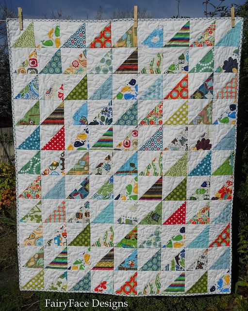 136 best scrap improv quilting images on pinterest for Quilt material for boys