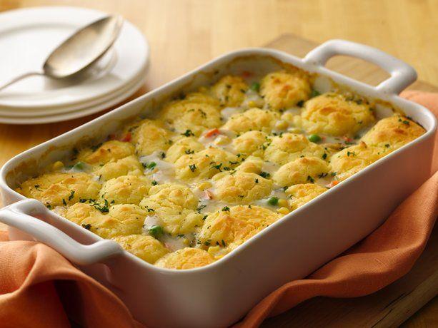 Hearty Chicken Pot Pie (Gluten Free) Tapioca starch (flour) seems to work best for cornstarch replacement.