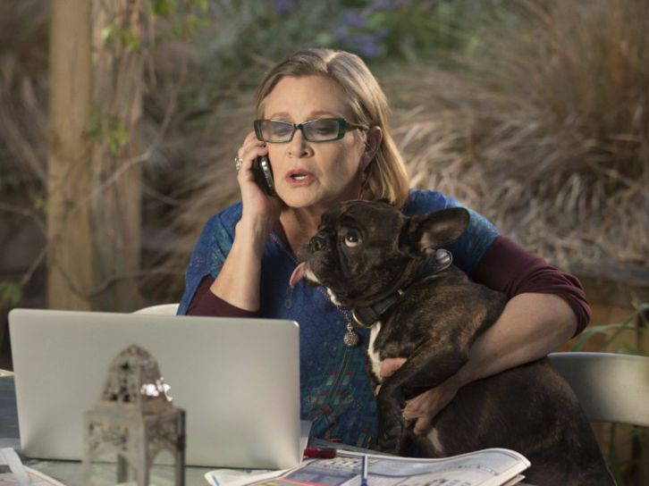 """Carrie Fisher got a posthumous Emmy nomination for Amazon's 'Catastrophe' - Carrie Fisher isn't through amazing us.  The legendary actress, who died last December at 60, received a posthumous Emmy nomination on Thursday in the guest actress in a comedy series category. It was for her role as Mia, the tormenting mom of Rob (Rob Delaney) in the Amazon series, """"Catastrophe.""""  Fisher, known by many for playing Princess Leia in the """"Star Wars"""" saga, had an impressive careeron the small screen…"""
