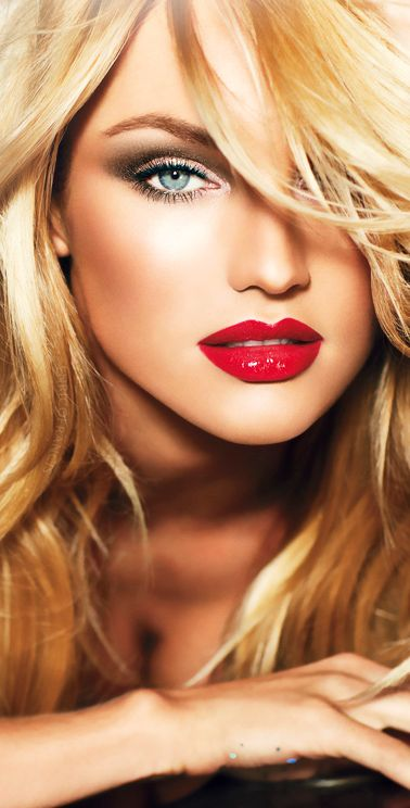 Beauty Simply Gorgeous Candice Swanepoel Style