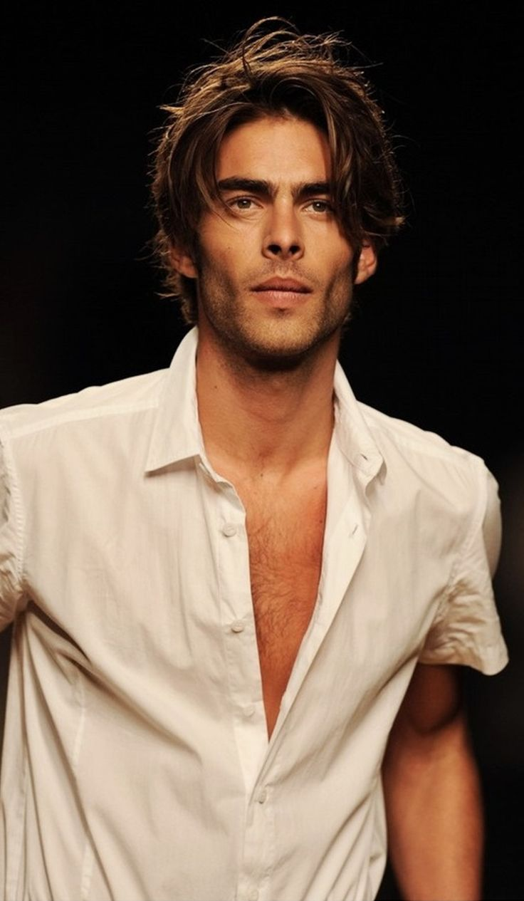 Jon Kortajarena Love The Hair In This Pic Jon