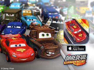 Cars Daredevil Garage