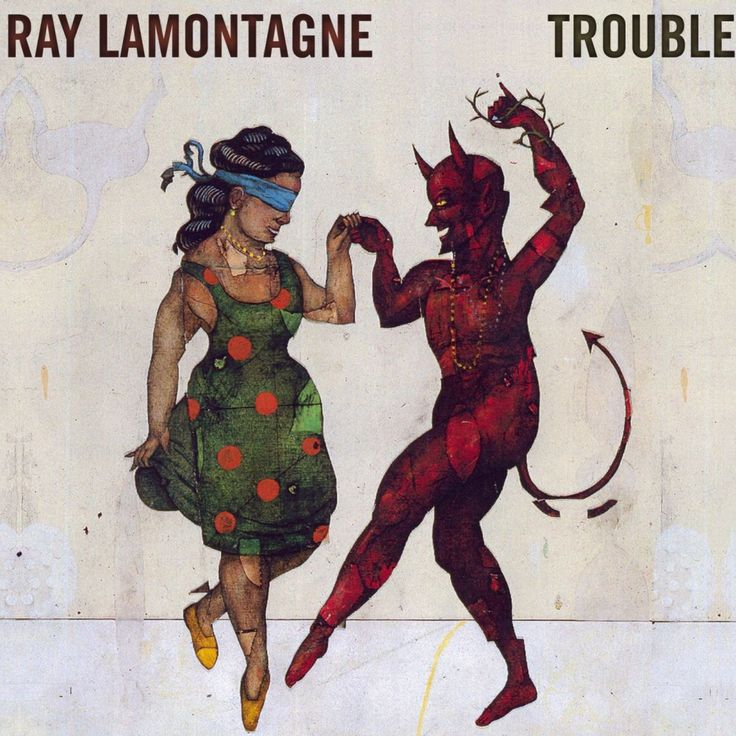"""Singer Ray LaMontagne's """"Trouble"""", conversely, is lifelong affliction that can only be remedied by the affection of a good woman. Description from consequenceofsound.net. I searched for this on bing.com/images"""